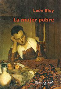 Cubierta del libro La mujer pobre, de León Bloy.