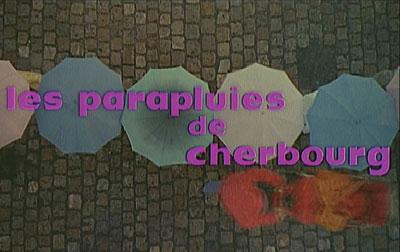 Fotograma de Los paraguas de Cherburgo.
