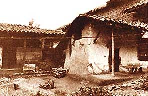 La casa donde nació César Vallejo