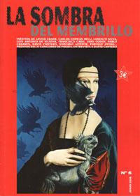 Cubierta de la revista La Sombra del Membrillo, junio de 2006