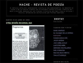 http://revistahache.blogspot.com/