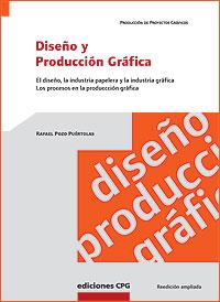Cubierta del libro Diseño y Producción Gráfica.