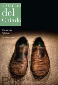 Cubierta del libro del libro Estancos del Chiado, de Fernando Clemot.