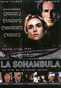 Cartel de la película La Sonámbula