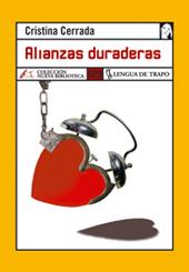 Cubierta de la novela Alianzas duraderas, de Cristina Cerrada.
