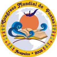 Logo del Congreso Mundial de Poetas