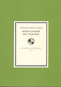 Cubierta del libro Desplazados del Paraíso, de Antonio María Flórez.