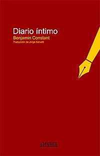 Editorial Alfama publica Diario íntimo, de Benjamin Constant