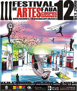 III Festival de Artes FAUA 2008