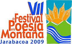 Logo Festival de Poesía en la Montaña Jarabacoa