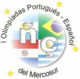 Logo de las Olimpiada Portugués – Español del MERCOSUR