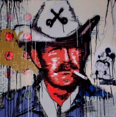 Del 20 de marzo al 15 de abril: MARC ALBÀ: The uranium corn flakes, exposición de pinturas en L'Antic Teatre