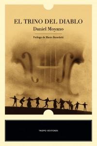 Cubierta del libro El trino del diablo, de Daniel Moyano.