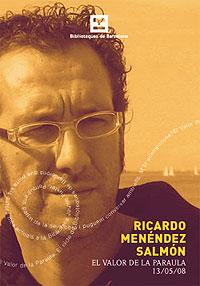 Ricardo Menéndez Salmón.