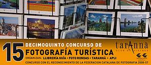 XV Concurso de Fotografía Turística TARANNÀ