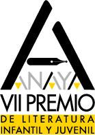 Logo del VI Premio Internacional de Literatura Infantil y Juvenil