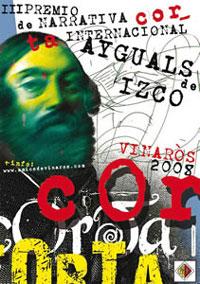Cartel del Premio de Narrativa W. Ayguals de Izco