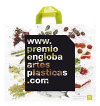 Logo Premio Engloba de Artes Plásticas