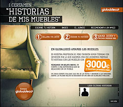 Certamen de Relato Breve Historias de mis Muebles
