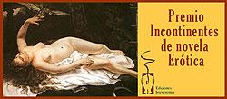 Premio Incontinentes de Novela Erótica
