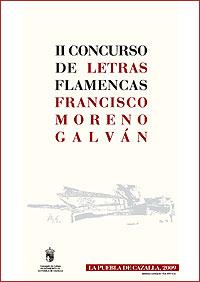 I Concurso de Letras Flamencas Francisco Moreno Galván