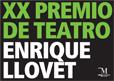 Logo del XX Premio de Teatro Enrique Llovet - Diputación de Málaga
