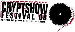 Logo del Cryptshow Festival de Relato de Terror, Fantasía y Ciencia Ficción