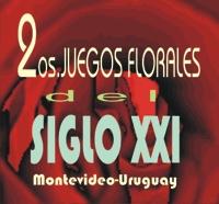 Logo de los Juegos Florales del Siglo XXI