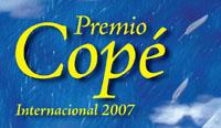 Imagen del Premio Copé Internacional 2007
