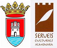 Logos Ajuntament d'Almenara