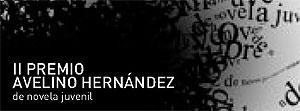 II Premio Avelino Hernández de Novela Juvenil