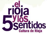 Logo de El Rioja y los 5 Sentidos