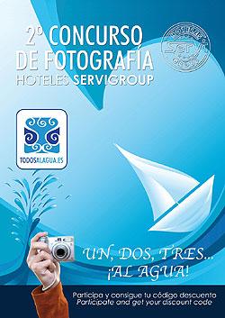 2º Concurso de Fotografía Hoteles Servigroup
