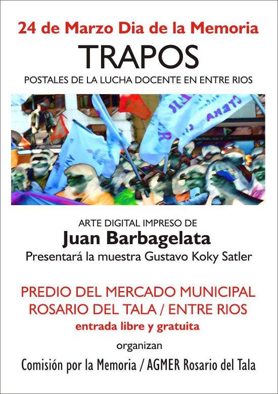 Trapos, de Juan Barbagelata
