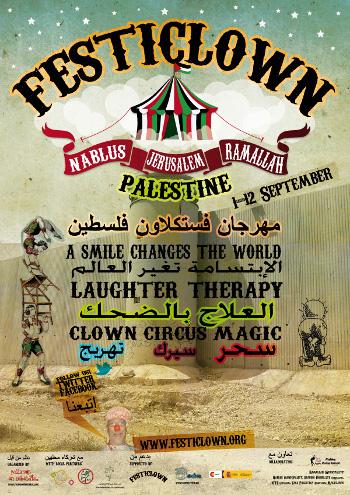 FestiClown Palestina