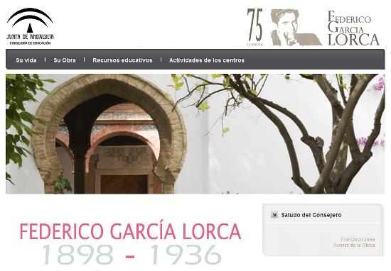 Portal Federico García Lorca