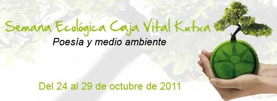 Semana Ecológica Caja Vital Kutxa