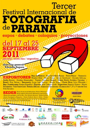 III Festival Internacional de Fotografía de Paraná